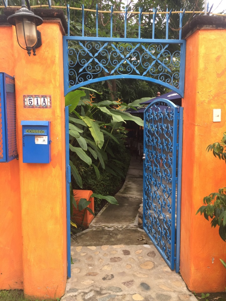 Bucerias puerta