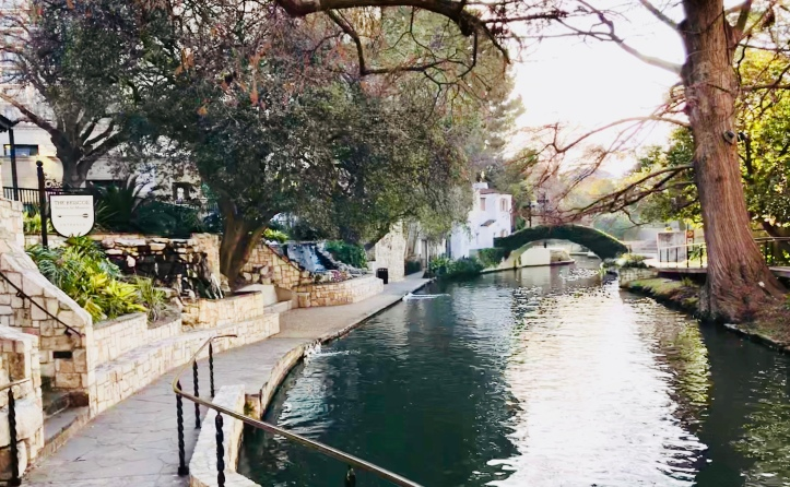 San Antonio River Walk District
