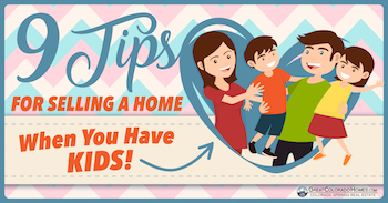 Kids and home selling