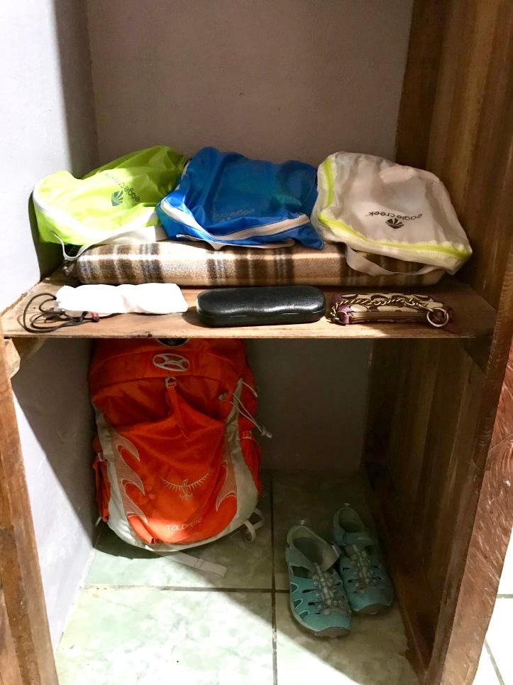 Closet at Casa Paraíso