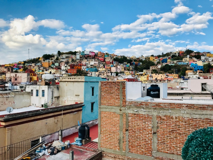 Family housesitting in Guanajuato, Mexico