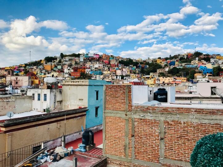 Family housesitting in Guanajuato, Mexico